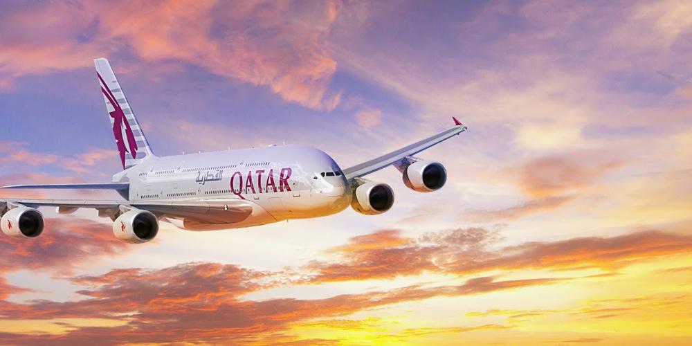 Qatar Airways установила рекорд продолжительности перелета