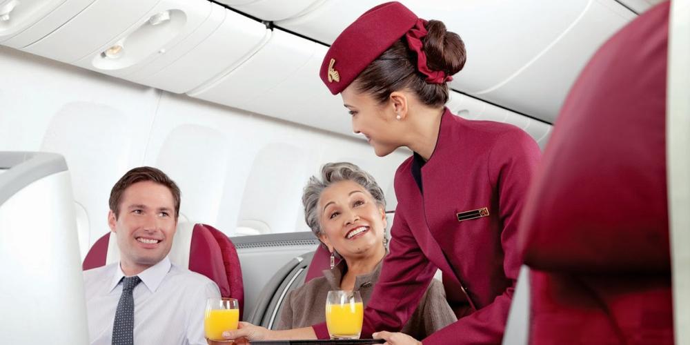 3a - Qatar Airways установила рекорд продолжительности перелета