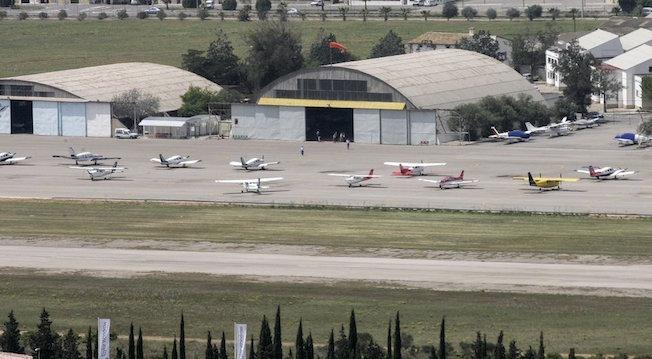 son bonet - Аэропорт Сон Бонет начинает ремонт взлетно-посадочной полосы