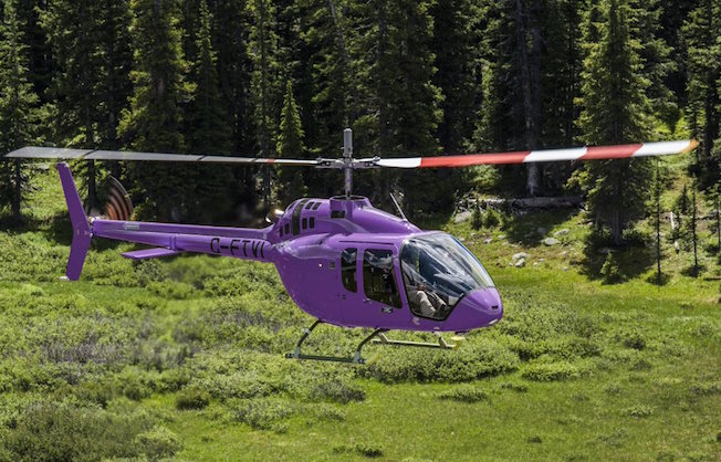 Новости деловой авиации - На ярмарке Heli Expo 2017 состоялась презентация первого Bell 505 Jet Ranger X