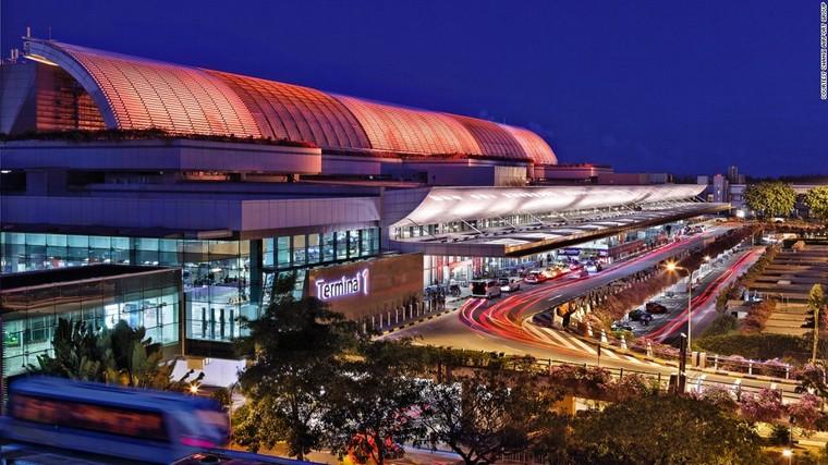 changi terminal one super 169 free big - Исследовательская организация назвала аэропорт Сингапура лучшим в мире