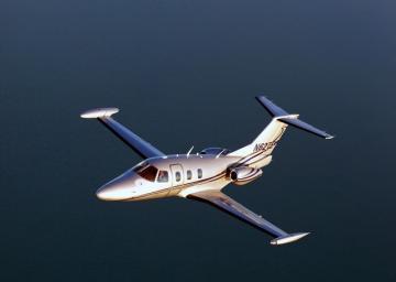 Новости деловой авиации - Прекращается производство бизнес-джета Eclipse 550