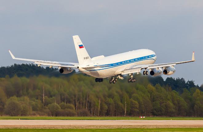 Прототип «Ил-96/400М» полетит не ранее 2019 года
