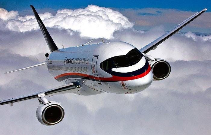 Бельгийский перевозчик Brussels Airlines начал эксплуатировать SSJ 100