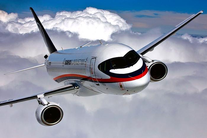 image001 1 - Бельгийский перевозчик Brussels Airlines начал эксплуатировать SSJ 100