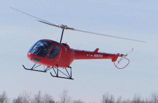 Вертолет ТН180 будет сертифицирован в конце текущего года