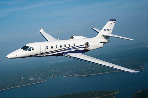 Новости бизнес-авиации - Флагманские бизнес-джеты Cessna получили новые сертификаты