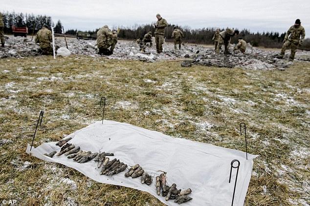 ucak - Школьник нашел обломки самолета времен Второй мировой войны