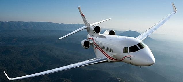 1 - Dassault обеспечила сертификацию FalconEye для самолёта модели 8X