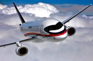 23 300x198 - Бельгийский перевозчик Brussels Airlines начал эксплуатировать SSJ 100