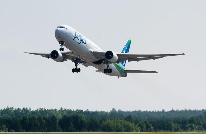 Авиаоператор «Pegas Fly» (Россия) теперь член «IATA»