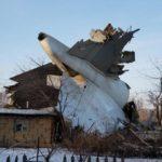 Новые подробности катастрофы самолета «Boeing 747-F» под Бишкеком