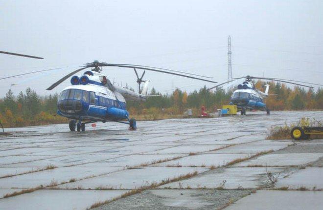 Авиаоператор «Арго» получит винтокрылую машину «Ми-8/МТВ-1»