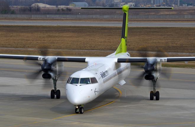 Теперь у авиакомпании «AirBaltic» другой частный совладелец
