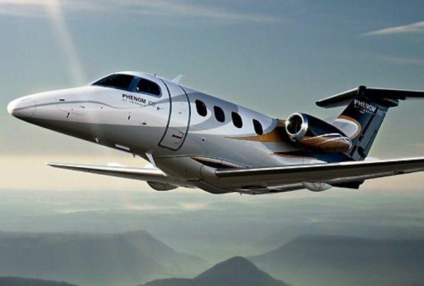 embraer 100 - Заказчику передан первый Embraer Phenom 100 EV