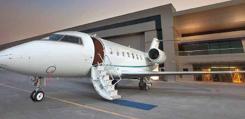 Bombardier Challenger 605 2012