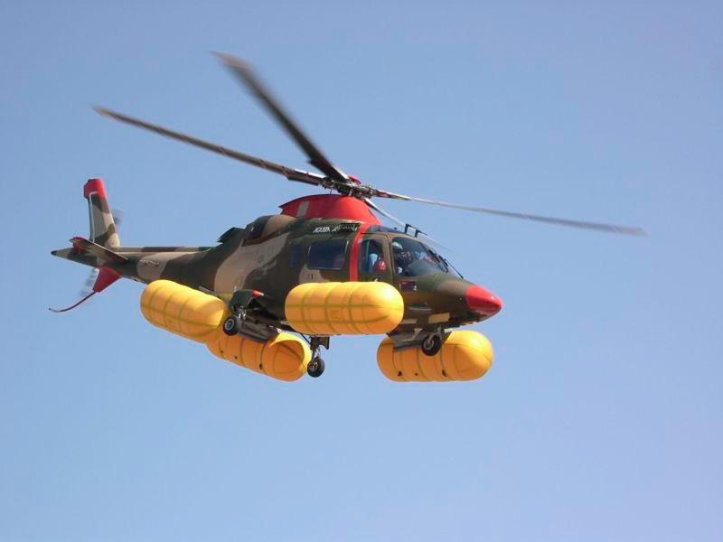 На выставке HeliRussia будет продемонстрировано оффшорное вертолетное оборудование