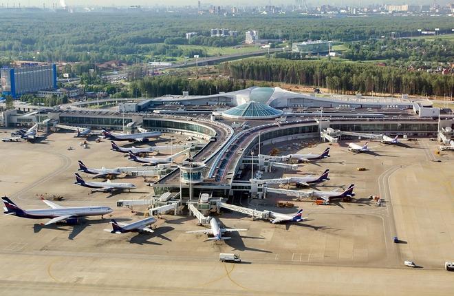 image004 1 - В аэропортах Москвы увеличился приток пассажиров