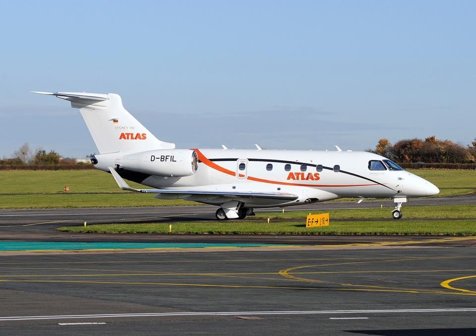 image005 2 - Embraer и Atlas Air Service расширяют сотрудничество