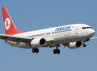 Экипажу самолета Turkish Airlines пришлось принимать роды в воздухе