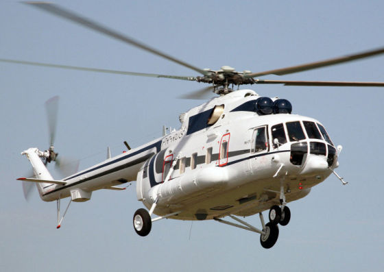 image005 6 - В Пакистан поставлен первый российский гражданский вертолет