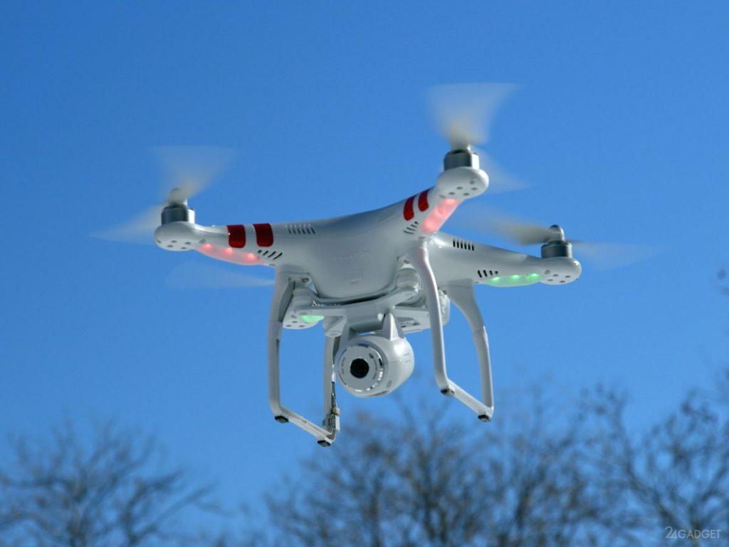 В Канаде об опасных дронах можно сообщить на горячую линию