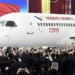 В Китае успешно испытан прямой конкурент SSJ100