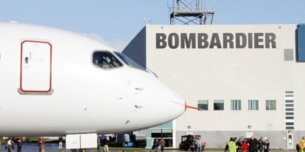 Bombardier решил повременить с выплатами своим топ-менеджерам