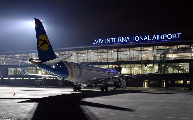 В первом квартале 2017 года пассажиропоток львовского аэропорта вырос более чем наполовину