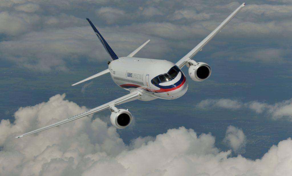 Аэропорт Омска начнет обслуживать SSJ 100