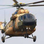 В Кению поставлен первый российский многоцелевой вертолет Ми-17В-5