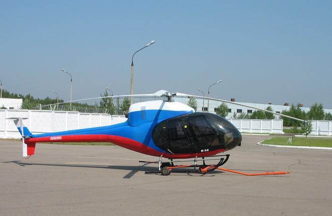 mi 34c2 660x430 - Новый вертолет легкого типа от холдинга «Вертолеты России»