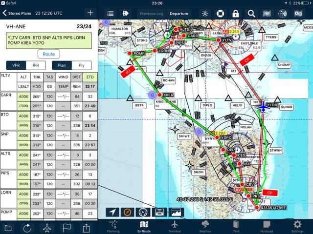 plan - Воздушное путешествие из Австралии в Европу (день первый-продолжение)