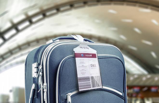 Qatar Airways отслеживает багаж на всех этапах полета
