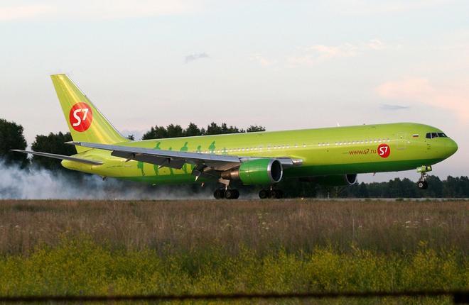 Прибыль авиаперевозчика «Сибирь» по итогам 2016 года выросла втрое
