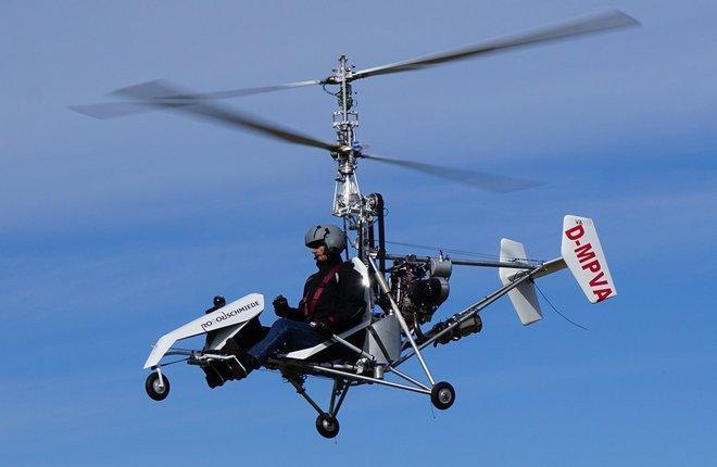 slider erstflug - Стартовали летные испытания нового вертолета «VA-115»