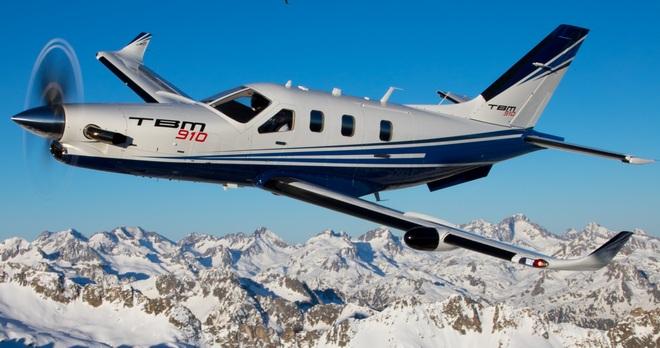 Новый самолет «TBM-910» от «Daher»