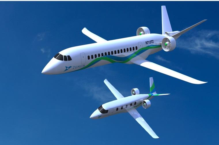 Новости деловой авиации - Boeing и Jetblue инвестируют создание электросамолета стартапом