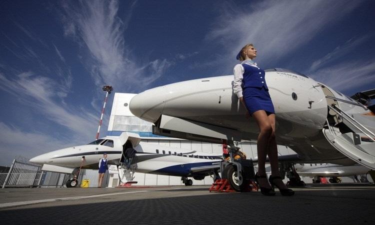 1 3 - Российский рынок деловой авиации демонстрирует рост