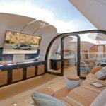 Пассажирский салон Infinito дял  Airbus Corporate Jets  от Pagani