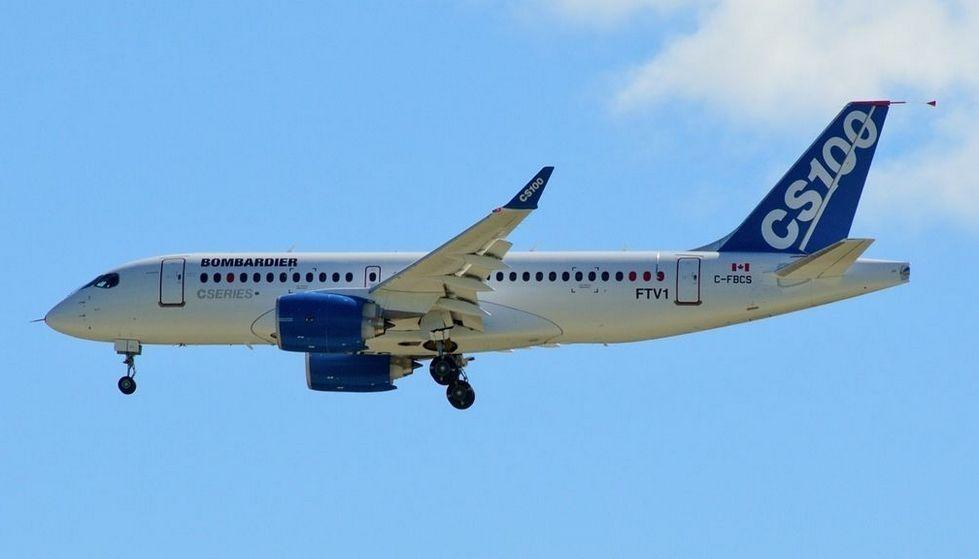 AR 170529964 - Самолеты Bombardier под лупой Вашингтона