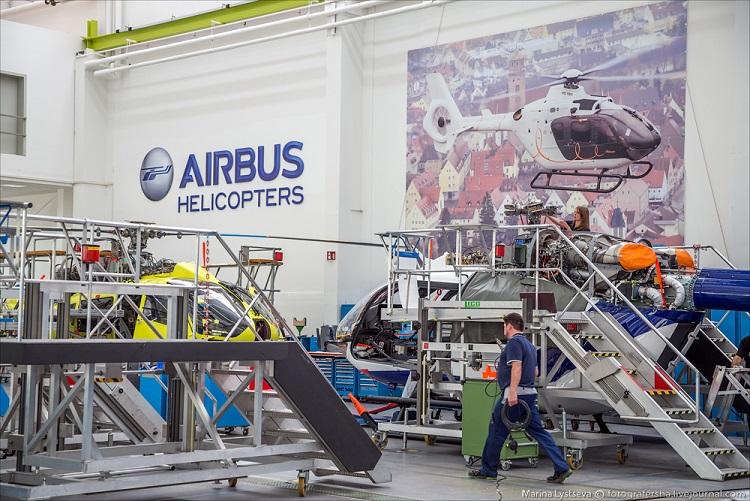 Airbus Helicopters - Сборка вертолетов H215 будет обходиться дешевле