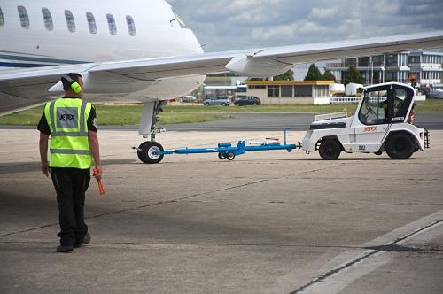Jetex Flight Support будет обслуживать самолеты бизнес-авиации в Испании