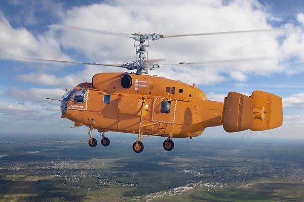 Ka 32A11VS - В Китай поставлен вертолет Ка-32А11ВС