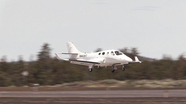 Stratos 714 - Завершился первый этап летных испытаний самолета Stratos 714