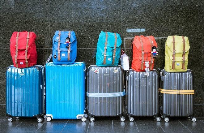 bagage - На авиатранспорте стали реже терять багаж