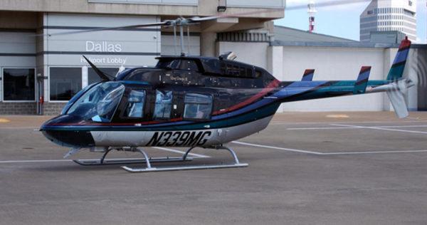 Bell 206L 4 купить бу