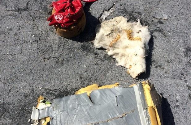 bermud1 - В Бермудском треугольнике обнаружены обломки исчезнувшего самолета