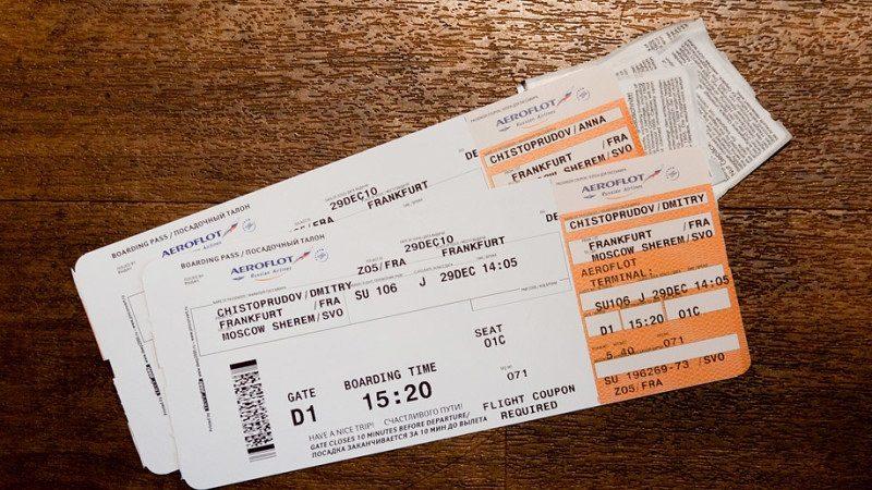 Московские аэропорты вскоре полностью откажутся от бумажных посадочных талонов