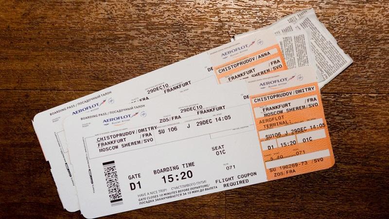 boarding - Московские аэропорты вскоре полностью откажутся от бумажных посадочных талонов